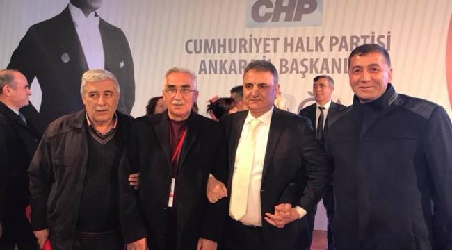 CHP Ankara İl'de Yeniden Adnan Keskin Dönemi