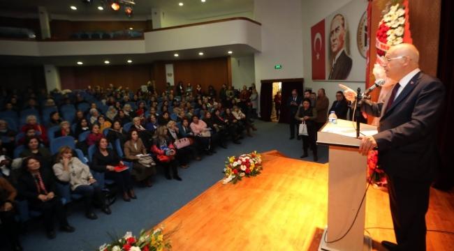 CHP Yenimahalle İlçe Kadın Kolları Olağan Kongresi Yapıldı