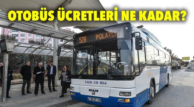 FLAŞ! EGO'dan Polatlı'ya Otobüs Hattı Başlıyor