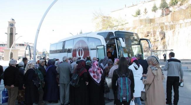 Keçiören'de Kültür Gezilerine Yoğun İlgi