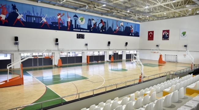 Mamak Gençlik Ve Spor Merkezi Yenilendi