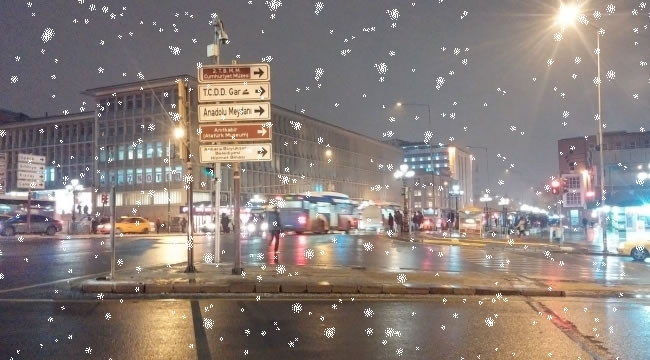 METEOROLOJİ'DEN ANKARA İÇİN UYARI! Ne Zaman Kar Yağacak? İşte Hava Durumu...