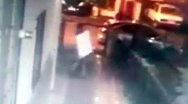 RAHATLIK DİZ BOYU! Ankara'da Korkusuz Hırsız Şaşırttı