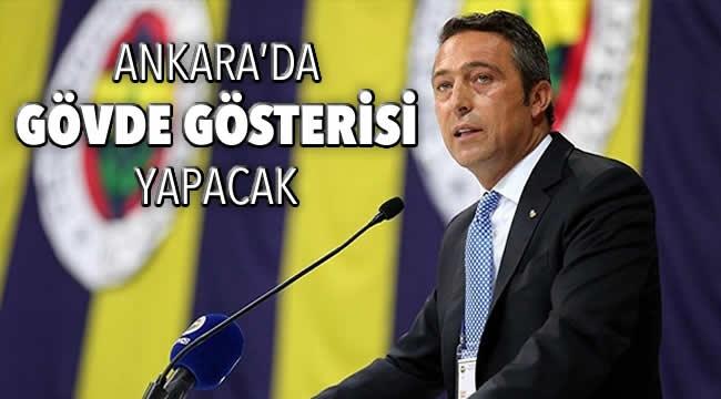 Ali Koç Ankara'da Afider'li Kongre Üyeleri İle Buluşacak