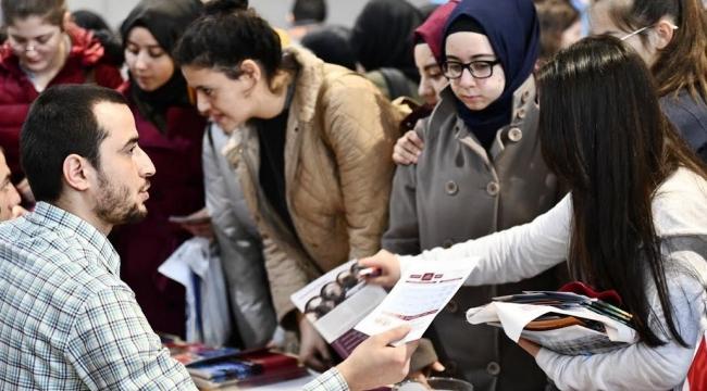 Ankara'da Üniversiteler Kendilerini Tanıttı