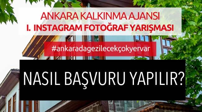 Ankara Instagram Fotoğraf Yarışması Başvurusu İçin Son Günler. İşte Detaylar...