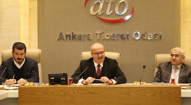 Kongreler, Çalıştaylar, Zirveler... ATO 2019 Yılı Çalışma Programını Açıkladı