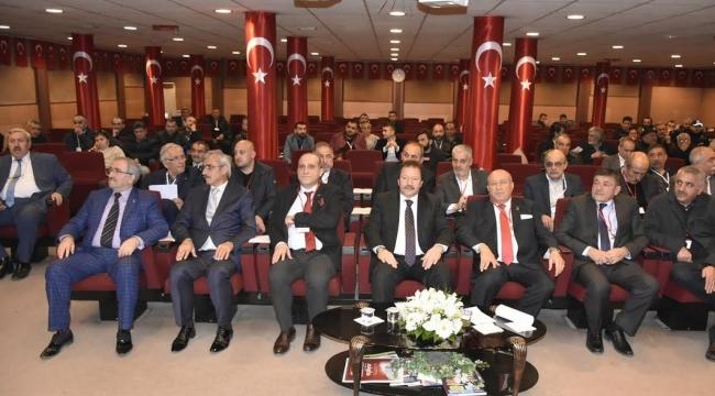 Aydemir, Çiçekçiler Odası'na Yeniden Başkan Seçildi