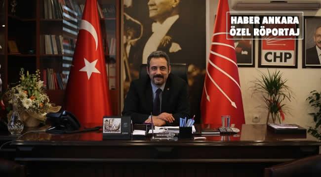 CHP Çankaya İlçe Başkanı Özüdoğru: ''Çankaya Seçim Startını Verdi''