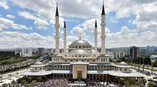 İşte Başkent Ankara'da Bu Hafta Cuma Namazı Vakti (16 Mart 2018)