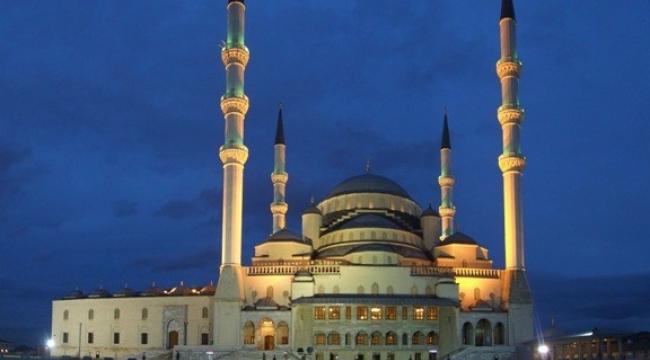 İşte Başkent Ankara'da Bu Hafta Cuma Namazı Vakti (22 Haziran 2018)