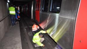 Büyükşehir'den Metro Kazası Hakkında İlk Açıklama! Seferler Ne Zaman Başlayacak?