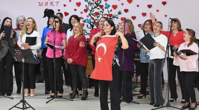 Büyükşehir'den Sığınmacı Kadınlara Moral Programı