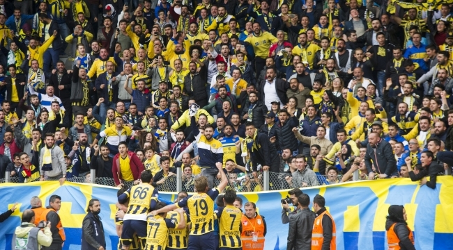 ANKARAGÜÇLÜLER HAYDİ MAÇA! Gazişehir Gaziantep Maçının Biletleri Satışta
