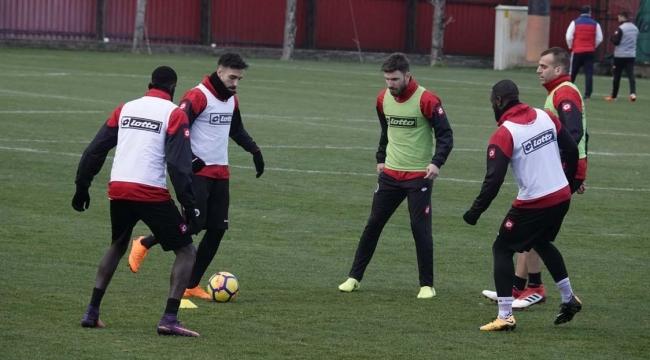 Gençlerbirliği'nde Beşiktaş Hazırlıkları Başladı