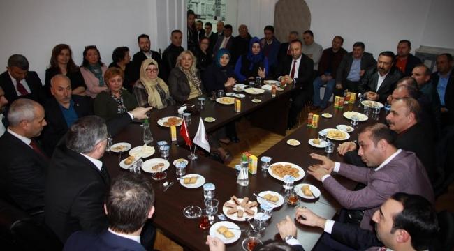 Gündoğdu Ankaralılarla Bir Araya Geldi