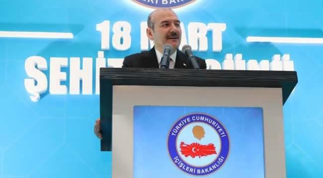 İçişleri Bakanı Soylu Ankara'da Şehit Aileleri ile Bir Araya Geldi