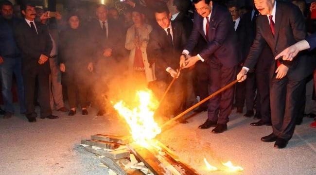 Kardeş Ülkeler Nevruz'u Keçiören'de Kutladı