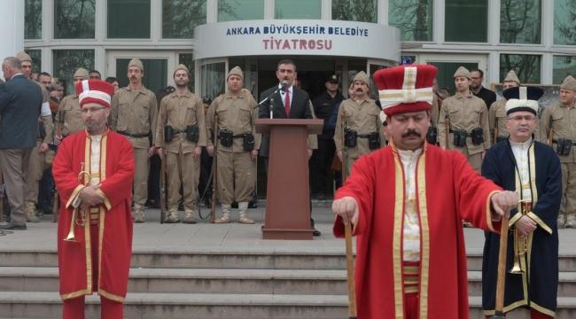 ''Kutlu Zafer'' Başkent'te de İlgiyle Kutlandı