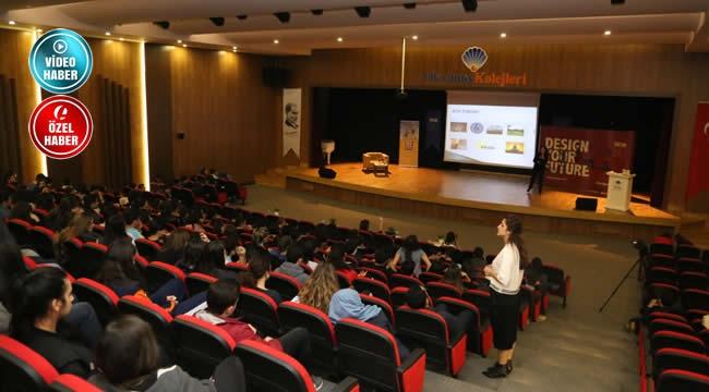 Okyanus Koleji'nde ''Kariyer ve Girişimcilik Zirvesi'' Semineri