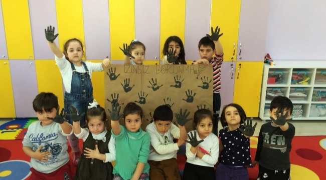 Pursaklar'da Öğretmenler Ve Öğrenciler İstismar Konusunda Bilgilendirildi