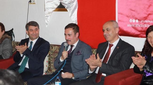 Hilmi Yaman: ''Ankara'nın Derdi Benim Derdim''