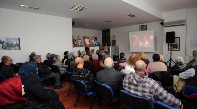 Yenimahalle Yaşlı Dayanışma Merkezleri'nde Sinema Günleri