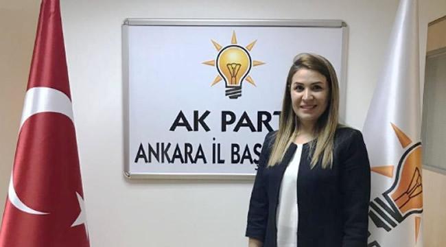 AK Parti Ankara 1. Bölge A. Adayı Hakbilen: ''Kendimi Teşkilata Ve Halka Emanet Ediyorum''