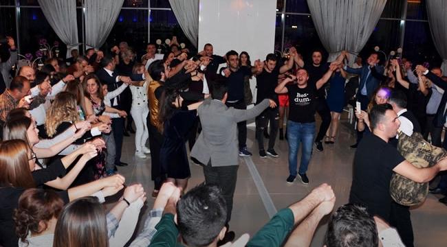 Ankara'da Fındıklılılar Buluştu, Horon Sahneye Sığmadı