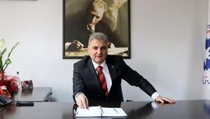 FLAŞ! CHP Ankara İl Başkanı Adnan Keskin İstifa Etti