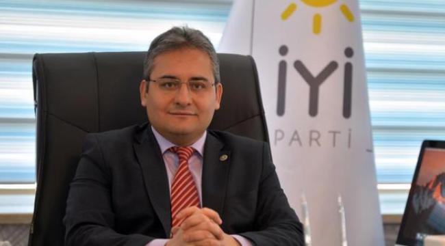 İYİ Parti Ankara İl Başkanı Mesut Özarslan Görevinden İstifa Etti