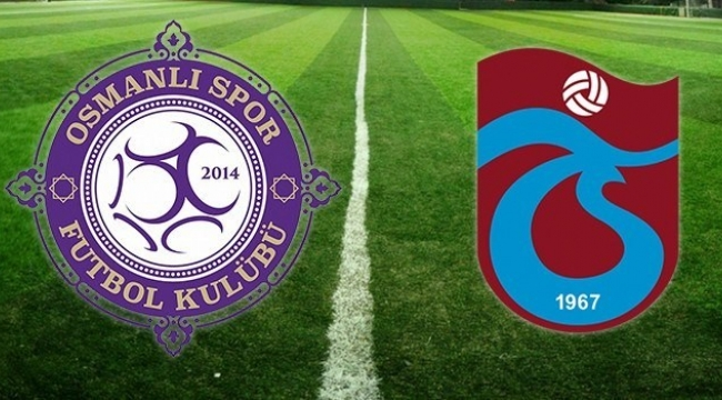 Osmanlıspor Evinde Trabzonspor'u Konuk Edecek