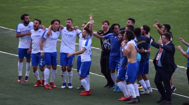 Ankara Demirspor Adını Finale Yazdırdı