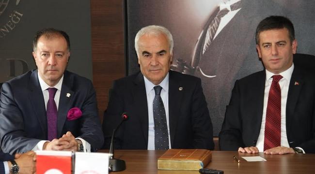 ''Ankara'nın Birinci Sorunu Sahipsizlik''