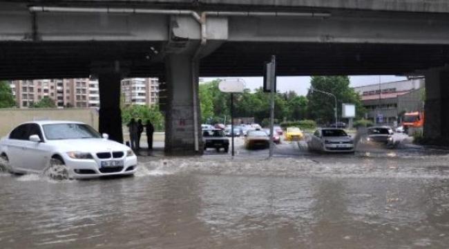 Tuna: ''Yoğun Yağışta Vatandaşlarımızın İhbarları Önemli''