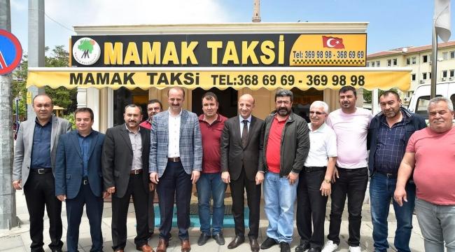 Arslan Ve Akgül'den Taksici Esnafına Ziyaret