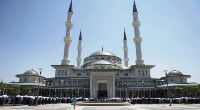 İşte Başkent Ankara'da Bugün İftar ve İmsak Vakitleri (20 Mayıs Pazar)