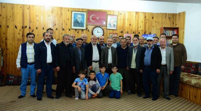 Kahramankazan'da İlk İftar Şehit Aileleri ve Gazilerle