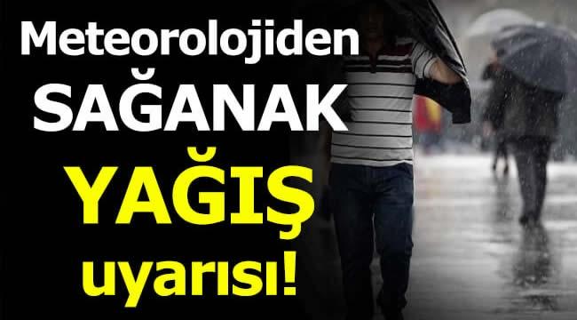 SAĞANAK YAĞIŞLAR HIZ KESMİYOR! Meteoroloji'den Art Arda Sel Uyarısı. İşte Ankara'da Hava Durumu