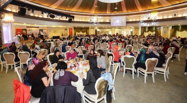 Selçuk Çetin Şehit Ve Gazi Annelerini Kahvaltıda Ağırladı