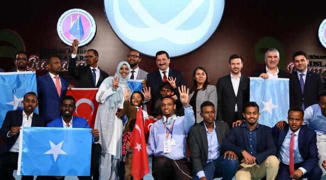 Somali Keçiören'e İlk Kez Misafir Oldu