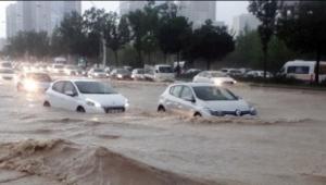 Ve İstenmeyen Haber Geldi... Ankara'da Sel Can Aldı