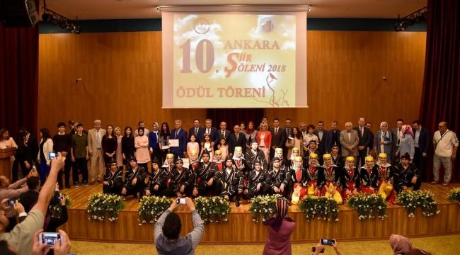 Altındağ'da Ankara Şiir Şöleni