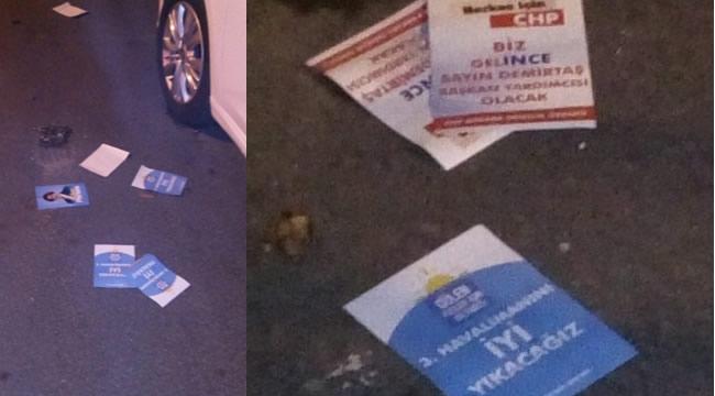 Ankara'da Sahte Broşür Tartışması! Sosyal Medya Ayağa Kalktı