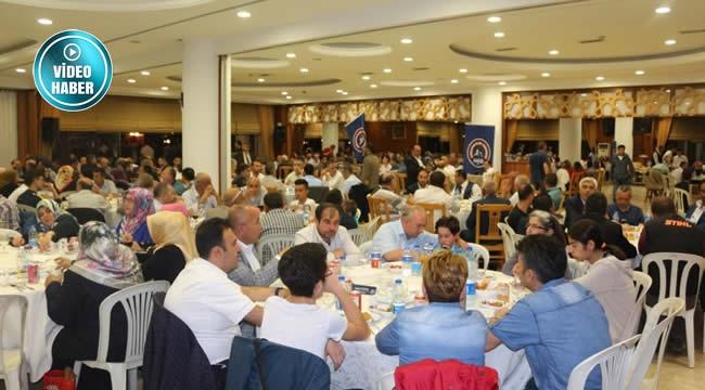 Ankaralılar Derneği (AHİD) İftar Sofrasında Buluştu