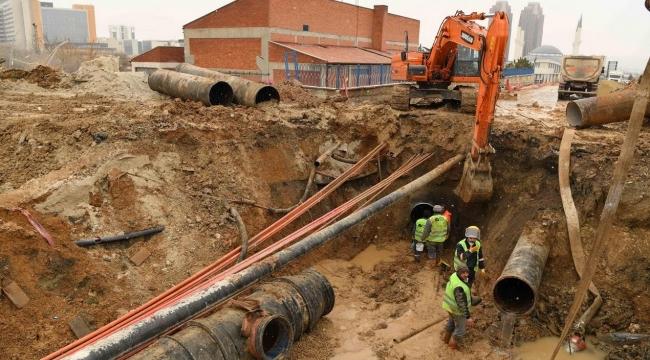 Başkent'in Altyapısında Değişim Başlıyor! Su Kayıpları Önlenecek...