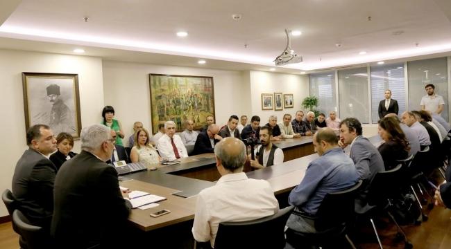 Çankaya'da Memurların Toplu İş Sözleşmesi İmzalandı