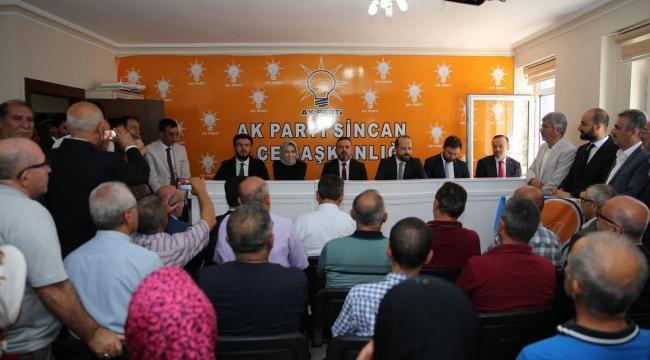 Ercan'dan Yoğun Bayram Mesaisi