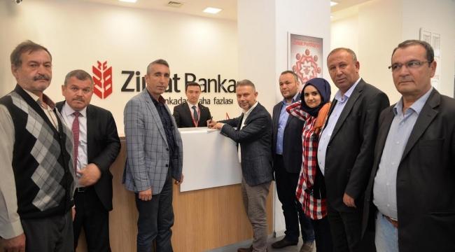 Erdoğan'ın Kampanyasına Ertürk'ten Bağış Desteği