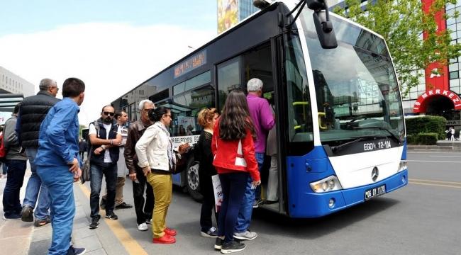FLAŞ! Ankara'ya Yeni Otobüs Hatları Geliyor. İşte Güzergahlar...